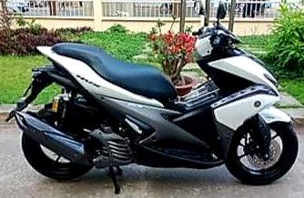 2017 Yamaha NVX 155ccFi Smartkey