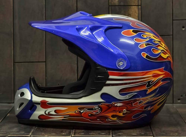 Zeus childrens helmet