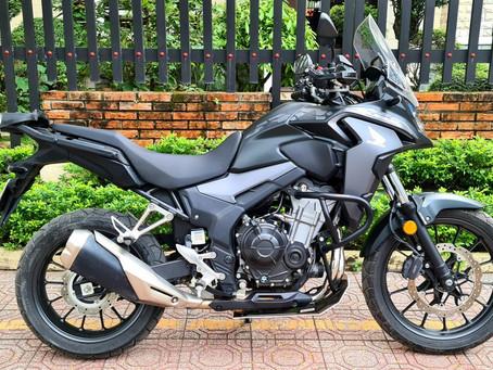 FIRST RIDE 2020 Honda CB 500X