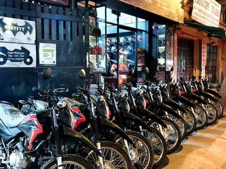 What's the best motorbike rental company in HCMC?