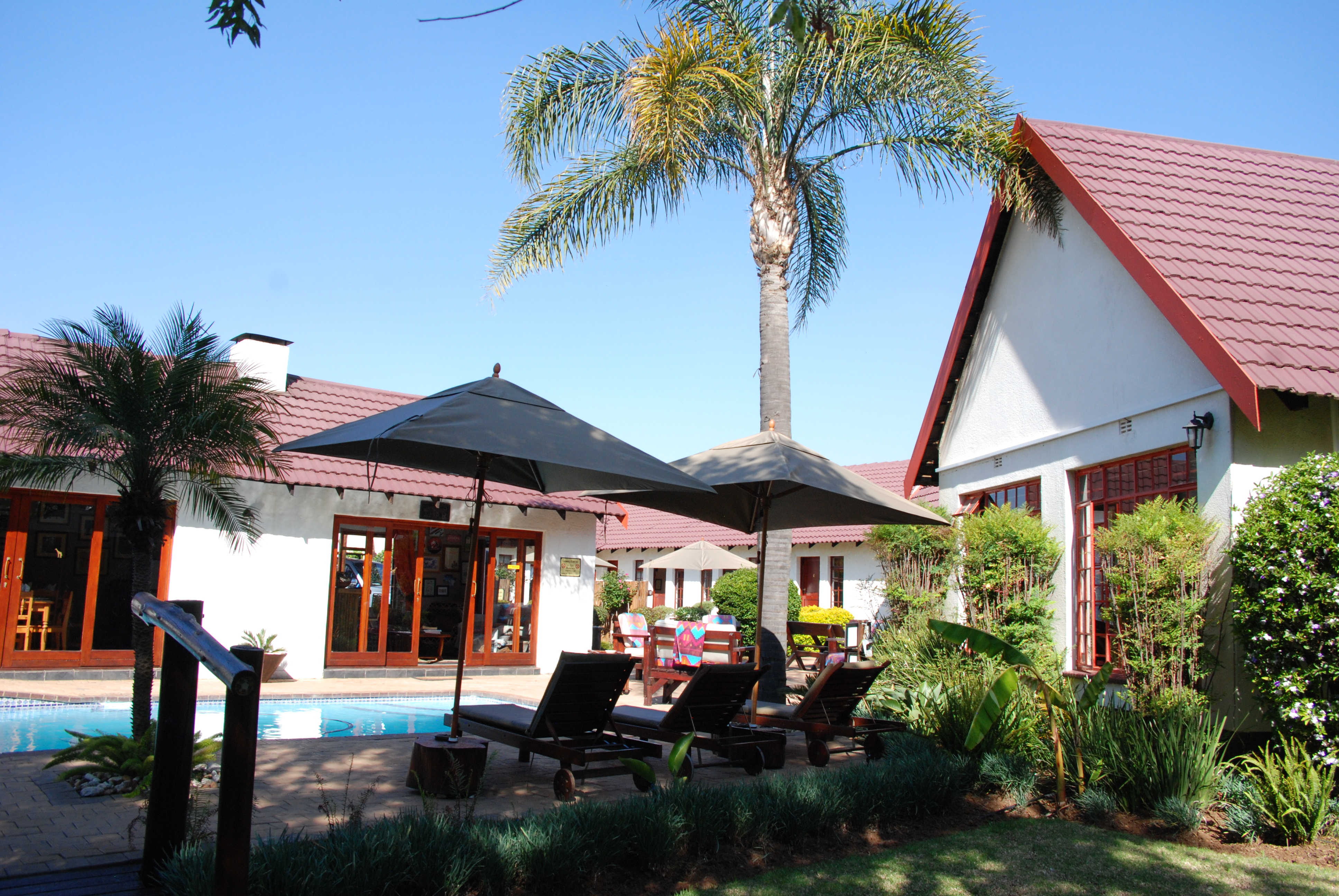 Guest Lodge Garden