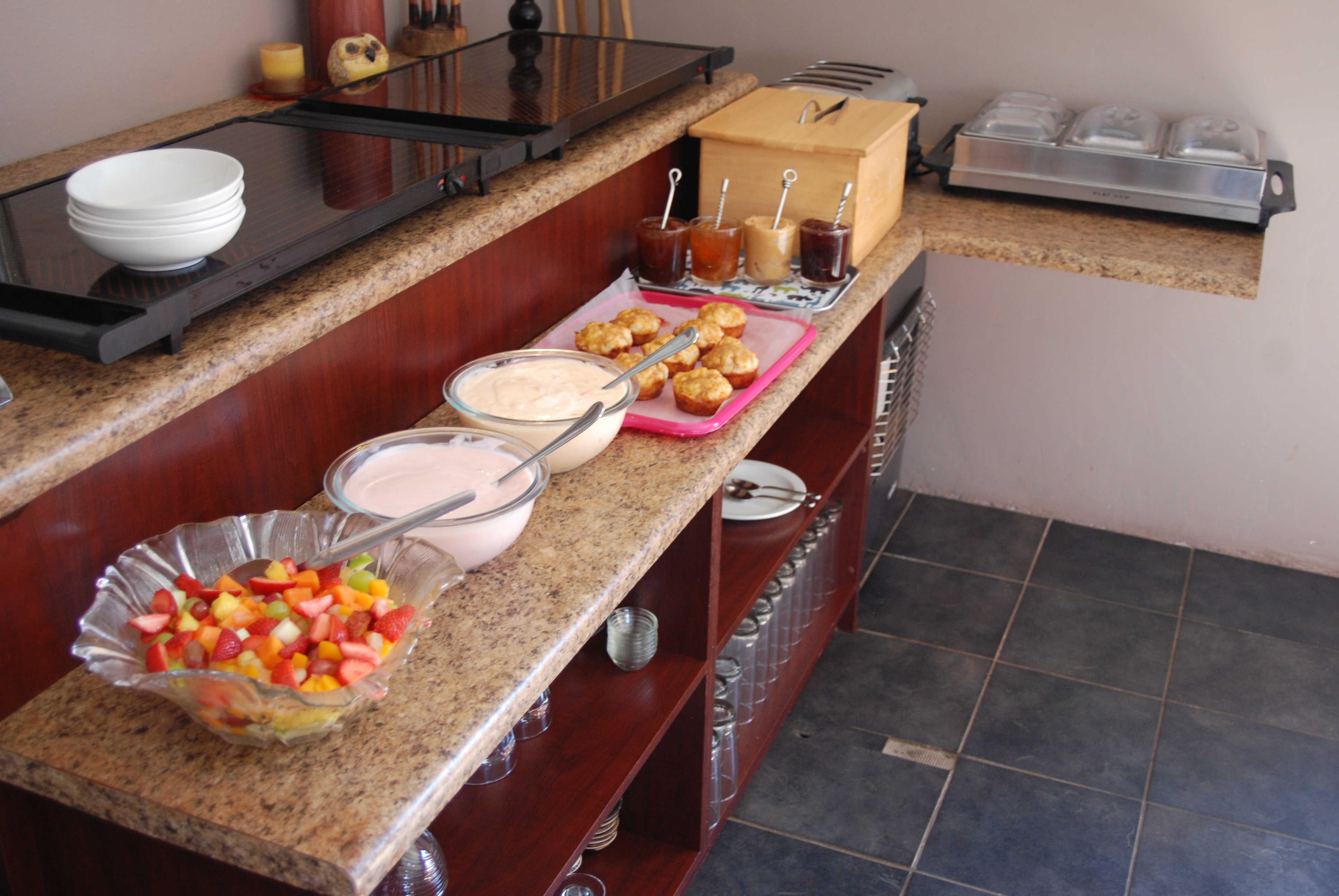 Guest Lodge Breakfast