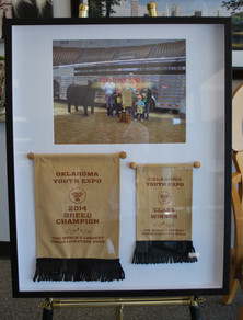 Award Framing