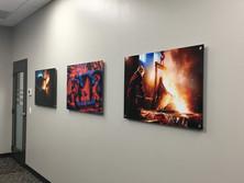 Office Acrylics