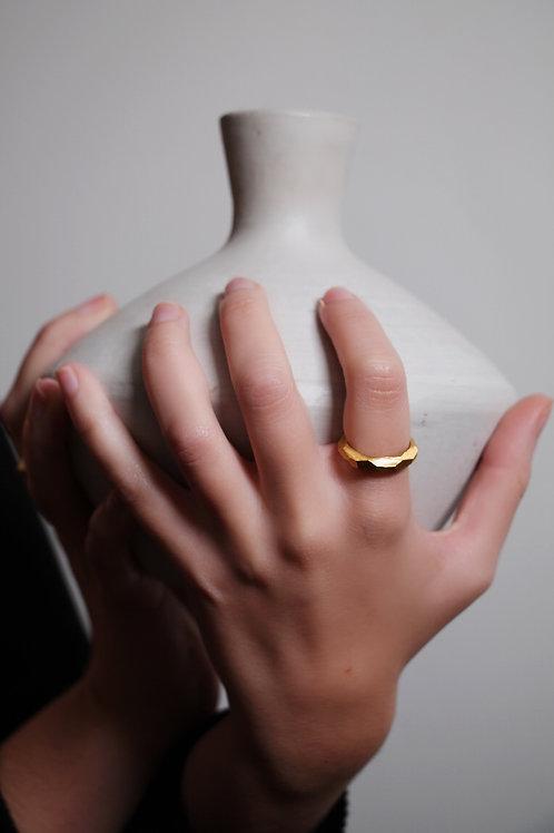 Golden Sand Ring