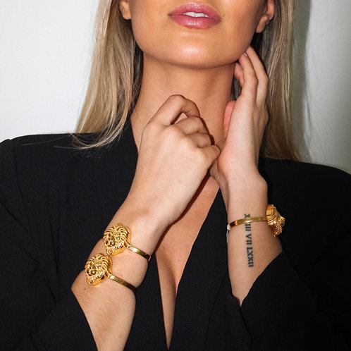 Golden Lion Bracelet