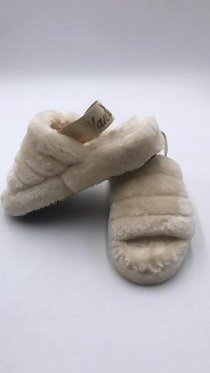 Vanidosa Fab Slippers -BEIGE