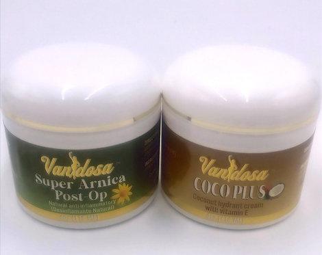 Vanidad Skin Care Post/Op Kit