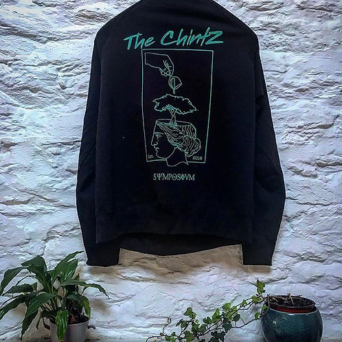 Chintz Jumper Black