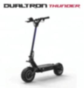 Dualtron Thunder front