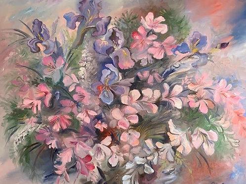 """Garden Week"" by Clelia Cardano Sheppard"