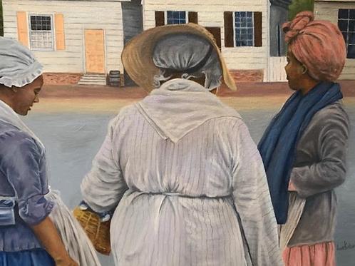 """""""Sisterhood"""" by Anne Kushnick"""