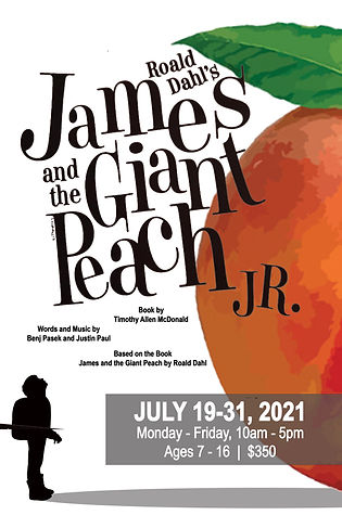 James and the Giant Peach_Poster Mailchi