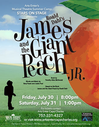 James and the Giant Peach_8.5x11 Printed  SHOW Poster w bleed.jpg