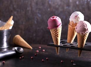 アイスクリームのコーン