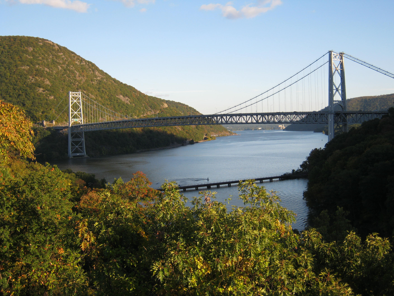 The Bear Mountain Bridge