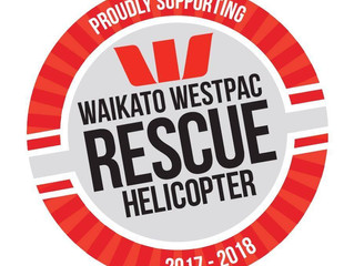 Proudly supporting Rescue Helicopter