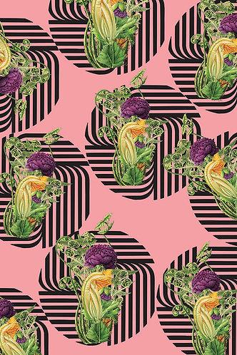 Squash Garden Pattern