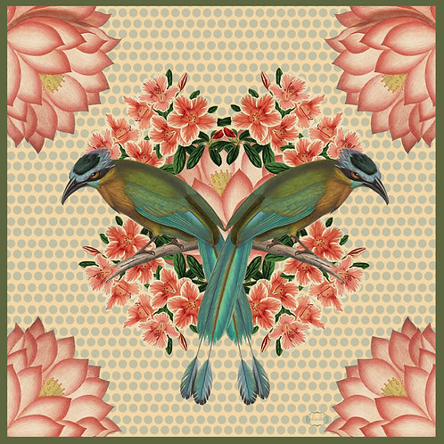 Quetzal Scarf
