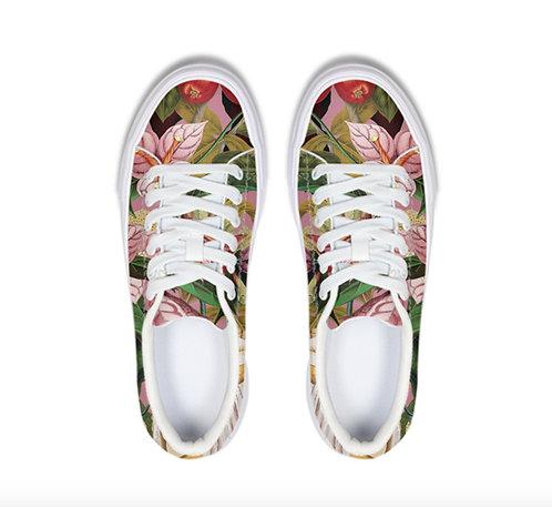 Pink flowers Sneaker