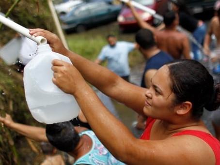 Puerto Rico's Water Supply Catastrophes