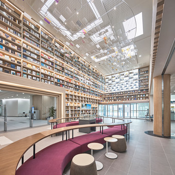 Namyangju Jeongyakyong Library