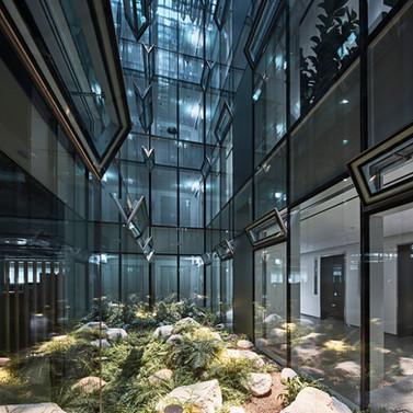 Hyundain Department Store Group Headquater.