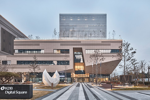 Korea Development Bank (KDB) Digital Square