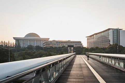 Korea National Assembly Smart Work Center and Press Center