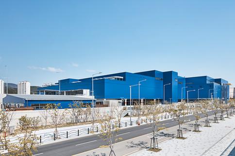 Ikea East Busan Store.