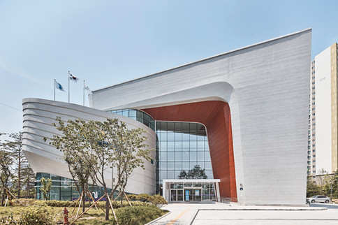 Hanam Central Library