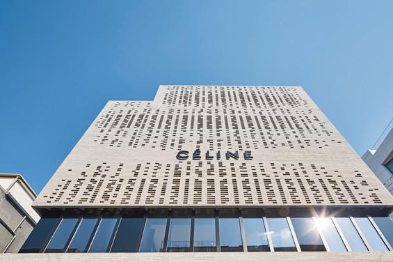 Céline Flagship Store Cheongdam