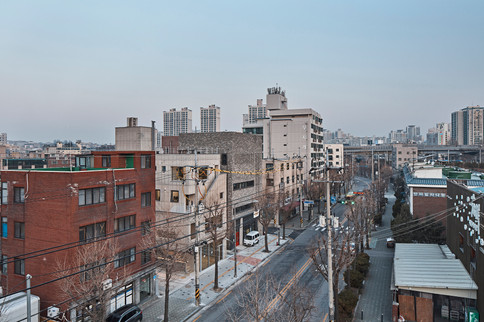 Small office in Yeonnam-dong