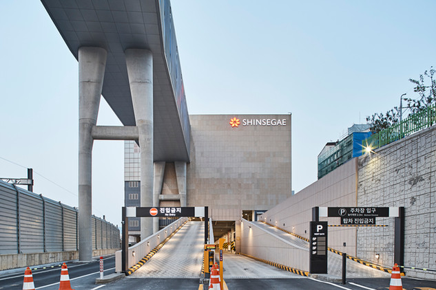 SHINSEGAE Dongdaegu Complex Transfer Center