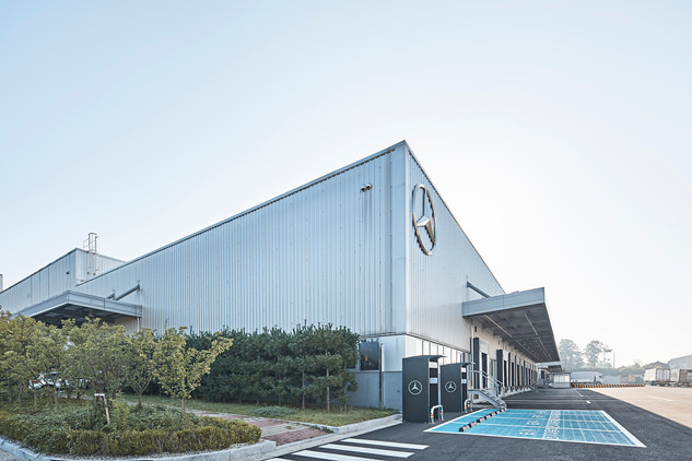 Benz Korea Logistics
