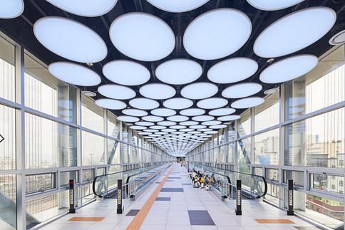 SHINSEGAE Dongdaegu Complex Transfer Center