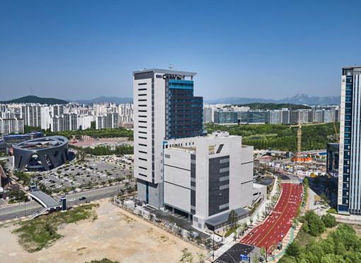 EBS Digital Integrated Building