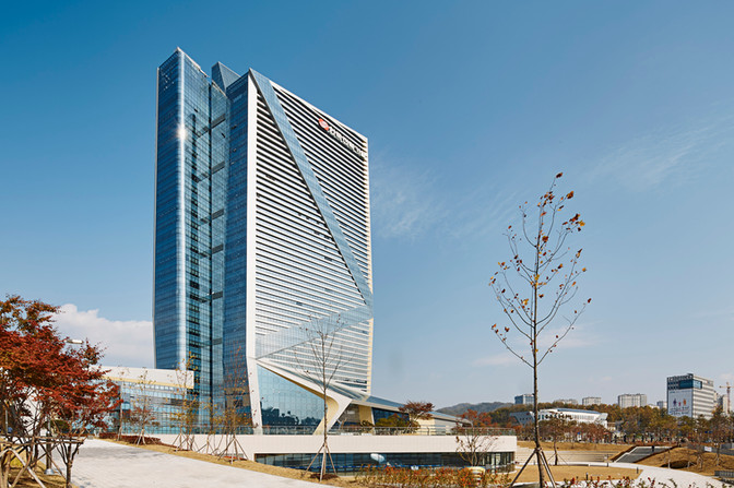 KEPCO E&C Headquarters (Korea Electric Power Corporation E&C)