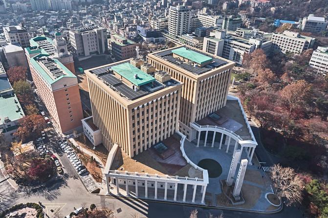KHU Seoul Campus Space21 & Areum-won