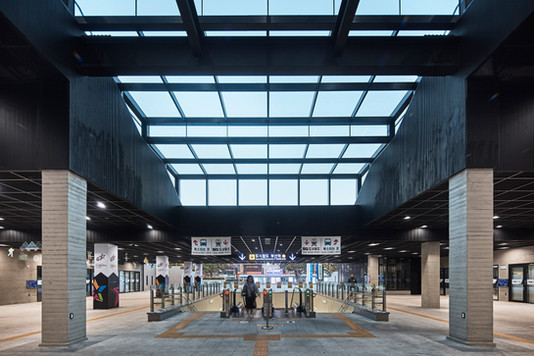 Busan Euraisa Platform