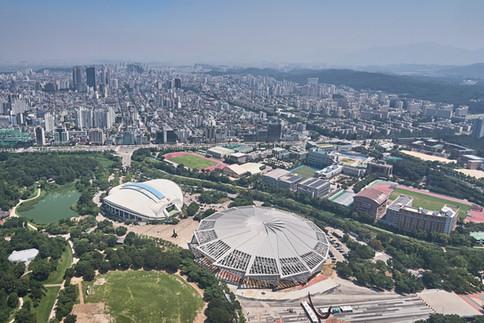 KSPO Dome(Olympic Gymnastic Arena)