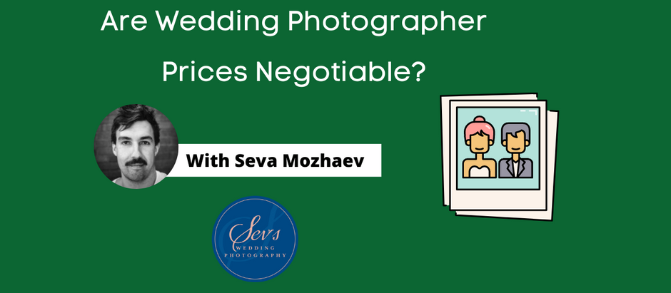 How to Negotiate Prices with a Perth Wedding Photographer