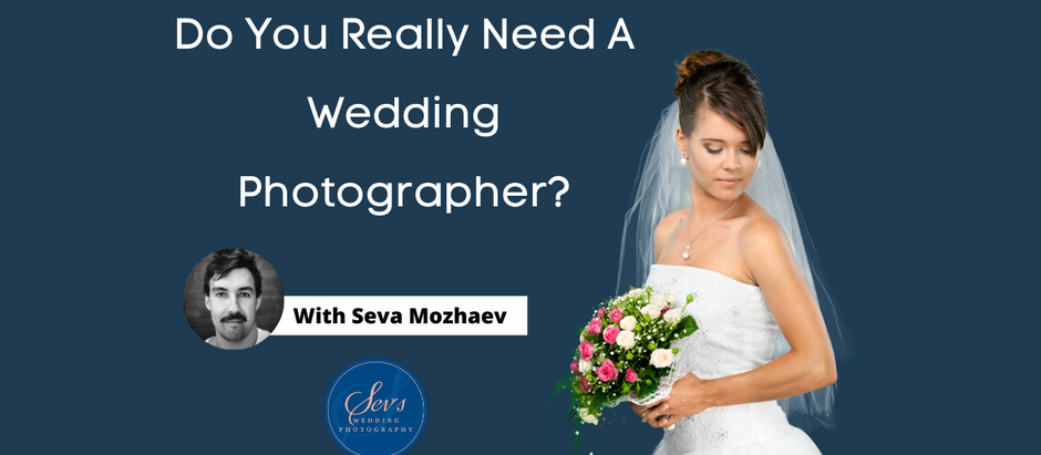 Why You Don't Need A Wedding Photographer – Perth Wedding Tips