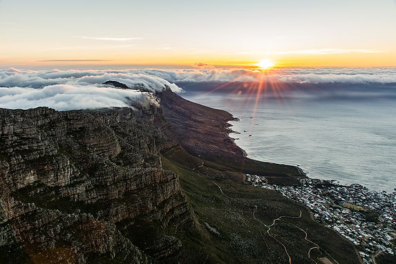 RSA Table Mountain Sunset. Professional Portrait photo. photography. photo. photography. Sevs Pics. Perth Photographergjpg