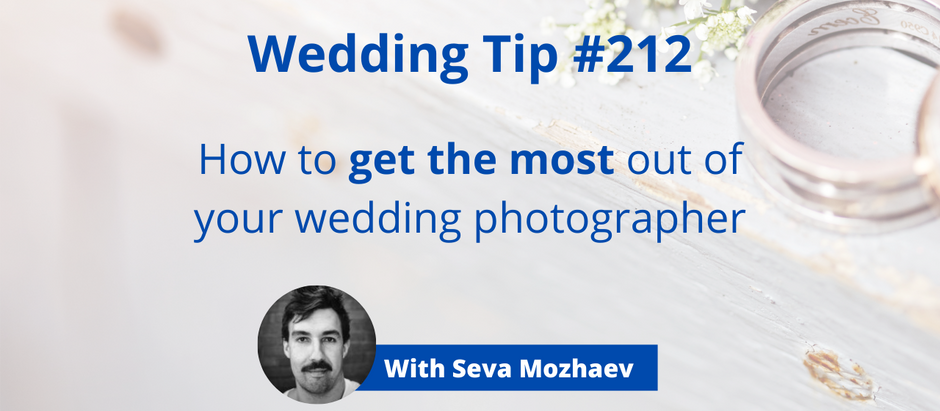 How To Get The Most Out Of Your Perth Wedding Photographer