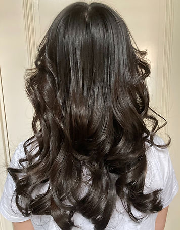 perth hairdresser organic hair