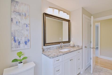 Interior Design Home Staging Bathroom