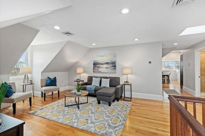 Interior Design Home Staging Loft Living Space Small