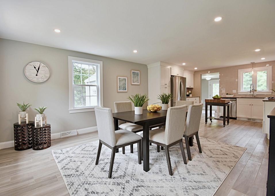 Interior Design Home Staging Dining