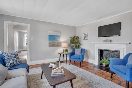 Interior Design Home Staging Historic Living